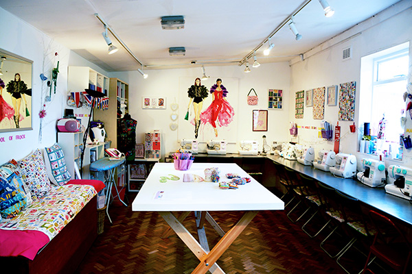 haberdashery courses, Lewisham SE London